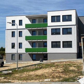 Prodej bytu 2+kk, 78 m² s terasou - Fryšták - Horní Ves