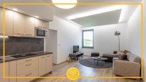 Prodej apartmánu 2+kk, 51 m2