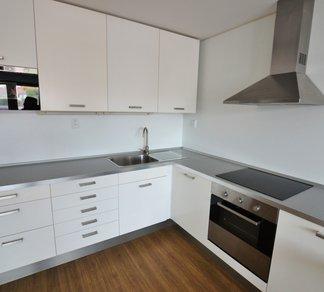Pronájem, byt 2+kk, 50m², u Vaňkovky, novostavba, parkovací stání