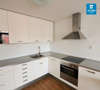 Podnájem, byt 2+kk, 50m², Moderní byt s parkovacím stáním v ceně, ulice Kovářská, Brno - Komárov