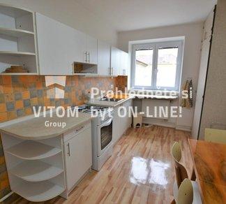 Pronájem bytu 2+1, 55 m², ul. Zborovská, Kuřim