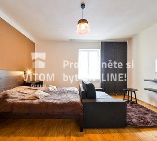 Pronájem krásného bytu na ulici 28. října 98 v Ostravě, Byt 1+1, 42 m²