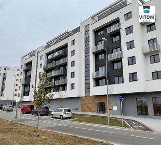Pronájem nového bytu 1+kk, 28 m² s lodžií 11 m²
