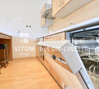 Pronájem útulného bytu 1+kk, 41m² s balkónem - Brno - Královo Pole