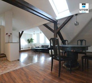 Pronájem bytu 4+kk, 166 m² - Brno - Stránice, ul. Údolní
