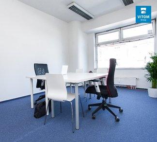 Pronájem kanceláře o velikosti 20m², Brno IBC - Příkop