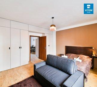Pronájem bytu na ulici 28. října 98 v Ostravě, Byt 1+1, 42 m²