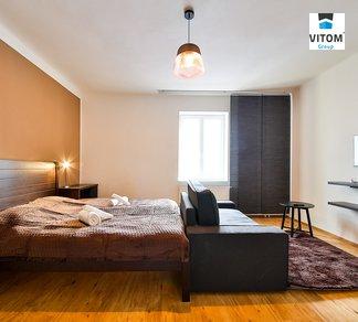 Pronájem krásného bytu na ulici 28. října 98 v Ostravě, Byt 2+kk, 42 m²