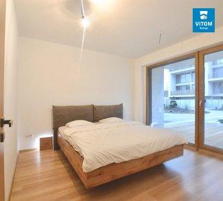 Podnájem bytu 2+kk, 54m², Luxusní byt s velkou terasou, ul. Košinova, Brno - Královo Pole