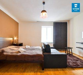 Podnájem krásného bytu na ulici 28. října 98 v Ostravě, Byt 1+1, 42 m²