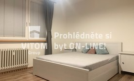 Pronájem, Byty 3+1, 72m² - Praha - Hlubočepy