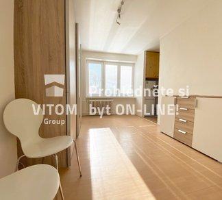 Pronájem, Byty 1+kk, 24m² - Praha - Strašnice