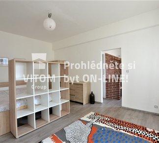Pronájem, Byty 1+1, 36m² - Brno - Veveří