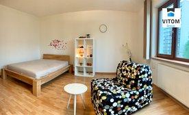 Pronájem, Byty 1+kk, 40m² - Praha - Košíře