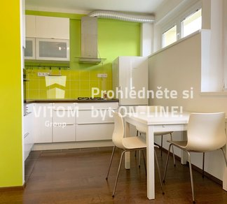 Pronájem bytu 2+kk, 34m² - Praha - Krč