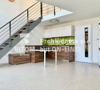 Pronájem, Byty 2+kk, 58m² - Praha - Libeň