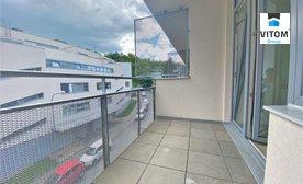 Pronájem, Byty 1+kk, 41m² - Brno - Štýřice