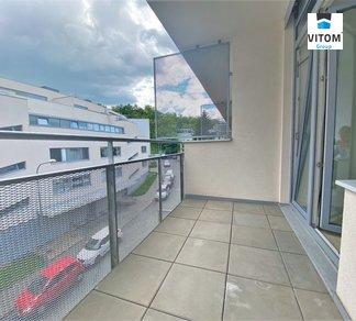 Pronájem, Byt 1+kk, 41 m² - Brno - Štýřice
