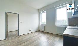 Pronájem, Byty 2+kk, 33m² - Brno - Maloměřice