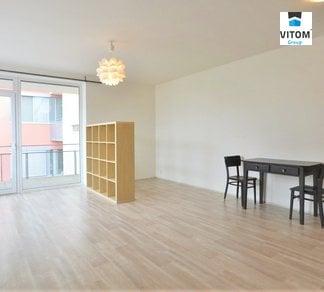 Pronájem bytu 1+kk, 41m² na ulici Vídeňská, Brno