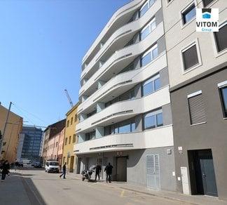 Pronájem, Byty 1+ kk, 34 m² - Brno - Trnitá