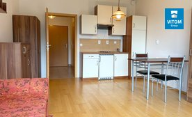 Pronájem, Byty 1+kk, 30m² - Praha - Košíře