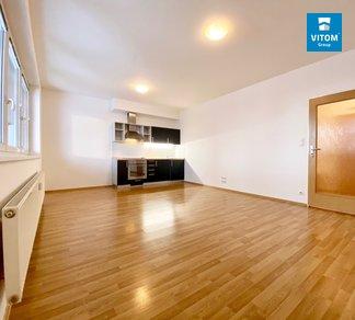Podnájem, Byty 1+kk, 34m² - Praha - Vysočany