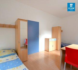 Podnájem, Zařízený byt 1+kk, 23m² - Brno - Zábrdovice