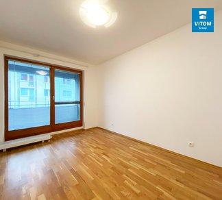 Podnájem bytu 2+kk, 54m², Prostorný byt s pěknou lodžií, Sochorova, Brno - Žabovřesky