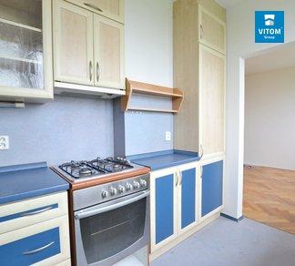 Podnájem bytu 2+1, 55m²,  Prostorný byt s balkonem a nádherným výhledem, Arbesova, Brno - Lesná
