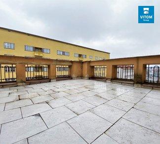 Podnájem bytu 1+1 s terasou, CP 39 m² ul. Merhautova. Brno-střed-Zábrdovice