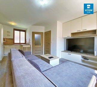 Podnájem, Moderně vybavený byt 1+kk, 31 m² - ul. Grmelova, Brno - Štýřice
