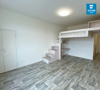 Pronájem, Byty 1+1, 49 m² - ul. Pekařská, Brno - střed - Staré Brno
