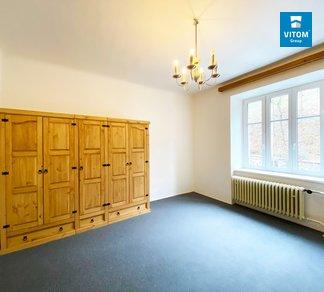 Podnájem, Prostorný byt 3+1 v centru města, 83m², Úvoz,  Brno - Staré Brno