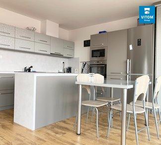 Pronájem bytu 4+kk, 97m² - Dolní Břežany - Lhota