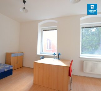 Podnájem vybaveného bytu s internetem 1+kk, 24m² - Brno - Zábrdovice
