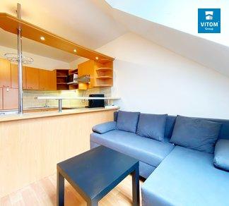 Podnájem, Příjemný byt 2+kk s terasou, 47m², Tišnov