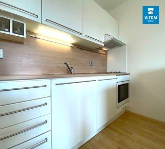 Podnájem, Byt 1+kk s balkonem, 46 m², Tomečkova, Brno - Lesná