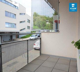 Pronájem, Byty 1+kk, 41 m² - Brno - Štýřice