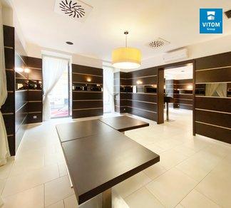 Podnájem, Obchodní prostory, konferenční místnost, kavárna, recepce,170 m², Brno - Zábrdovice