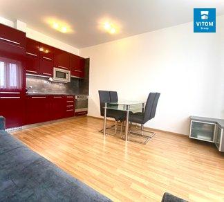 Krásný moderní byt 3+KK, 61 m² s velkým balkónem a šatnou