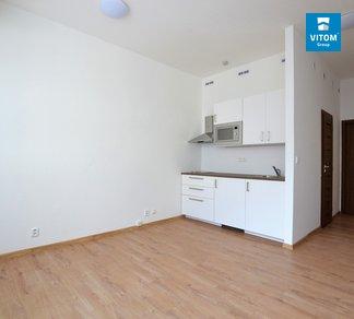 Pronájem, Byty 1+kk, 28 m² - Brno - Zábrdovice