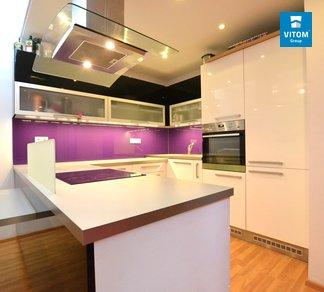 Prodej bytu 2+kk, 49 m² lodžie, sklep - Brno - Žebětín