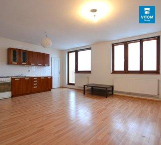 Pronájem prostorného bytu 1+kk na Palacké třídě 32, 38,7 m²