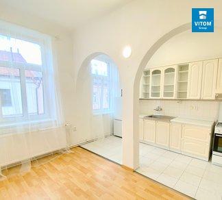 Podnájem rekonstruovaného bytu 3+1, 90 m² v Jihlavě, ul. Třebízského