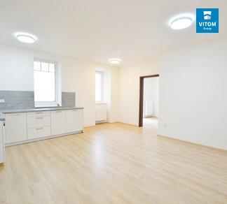 Prodej prostorného bytu 2+kk, 57 m2, v centru Brna, Brno - Veveří, ul. Lidická