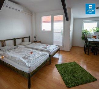 Prodej bytu 3+kk, 75m² - Brno - Štýřice - Brno-střed, vybavený