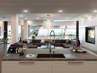 Prodej, Byty 3+1, 120m² Brno-střed