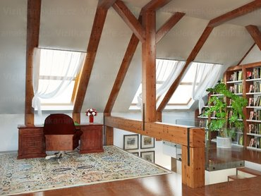 Prodej, Byty 4+kk, 116m² - Brno - Brno-město - Brno-střed