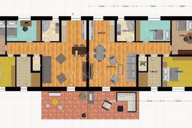 Prodej, Rodinné domy, 240m² - Tišice, Ev.č.: 00488